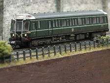 2D-009-001 DAPOL N GAUGE CLASS 121 DCC SOUND LOCOMOTIVE BR GREEN WITH WHISKERS
