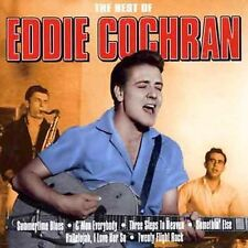 The Best of Eddie Cochran [EMI] New CD