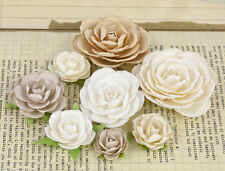 Prima * CHARLOTTE #2 * MULBERRY PAPER FLOWERS * Retired Collection