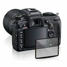 GGS LCD Glass Screen Protector for Nikon D800 D810  Includes top screen- UK
