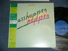 J.J.CALE Japan 1982 NM LP+Obi GRASSHOPPER