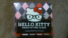 Hello Kitty head of the class compact mirror