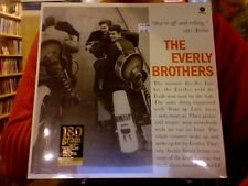 The Everly Brothers s/t LP sealed 180 gm vinyl RE reissue self-titled