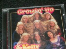 THE KELLY FAMILY - GROWIN' UP (1997) Because it's love, Angels flying, Ego...