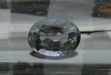 1.86 CTS. NATURAL BLUE/GREY SPINEL