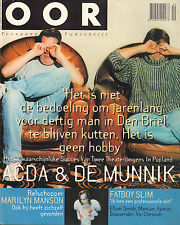 MAGAZINE OOR 1998 nr. 20 - ELLIOTT SMITH/MARILYN MANSON/ACDA &DE MUNNIK