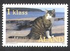 Aland 2003 Cats/Domestic Animals/Pets/Nature/Photography/Felines 1v (s4292)