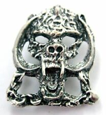 MOTORHEAD SNAGGLETOOTH vintage 80's cast metal badge