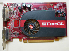 HP 413106-001 128MB ATI FireGL V3300 PCI-E Graphics Card Dual DVI