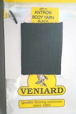 Veniard ANTRON Body Yarn ABY-01 BLACK