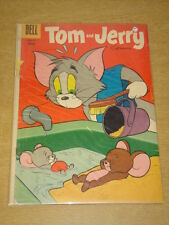TOM AND JERRY COMICS #145 G+ (2.5) DELL COMICS AUGUST 1956
