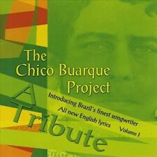 The Chico Buarque Project 1 by Various Artists (CD, Sep-2012, CD Baby...