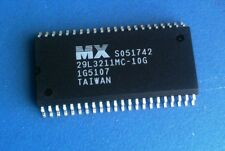 MX29L3211MC-10G MACRONIX 32M-BIT 4M X 8/2M X 16 CMOS SINGLE VOLTAGE FLASH EEPROM