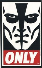MISFITS: Jerry Only (obey) STICKER **FREE SHIPPING** -c s7208 decal danzig punk