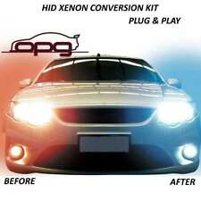 PLUG & GO XENON HID 6000K H7 LOW BEAM LAMPS CONVERSION VE SERIES 1/ 2 SS SSV SV6