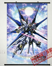 Anime MOBILE SUIT GUNDAM SEED DESTINY Home Decor Poster Wall Scroll