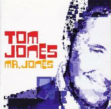 TOM JONES - MR. JONES (NEW CD)