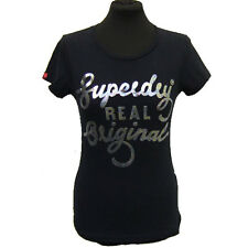 Superdry Real Original Entry T Eclipse Navy Size M
