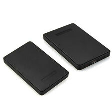 2.5 Inch Portable USB 3.0 HDD SATA Hard Disk Drive Enclosure External Case Black