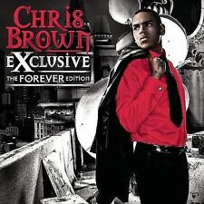 Chris Brown - Exclusive: The Forever Edition CD NEW [2 Disc, CD + DVD]