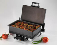 SILEX MULTIGRILL CONTACT GRILL TOAST JUMBO 610.15.004 + big pan