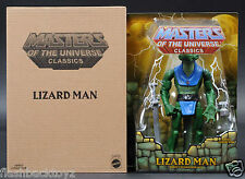 2015 MOTU Lizard Man MOTUC Masters of the Universe Classics MOC