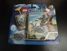 LEGO, CHIMA, GRIZZAM, TOWER TARGET, KIT #70110, NIP, 2013