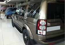 For Land Rover Discovery 4 LR4 10-16 door side sill trim Nerf bar protection N