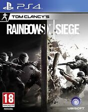 Tom Clancy's Rainbow 6: Siege PS4