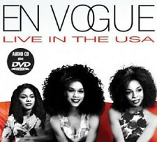 En Vogue - Live In The USA  CD + DVD Video  Pop/R&B/Soul  Neuware