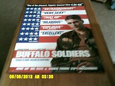 Buffalo Soldiers (joaquin phoenix) Movie Poster A2