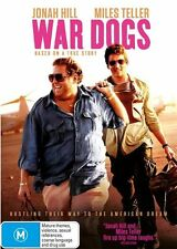 War Dogs (DVD, 2016) Miles Teller Jonah Hill Ana de Armas Barry Livingston Shaun