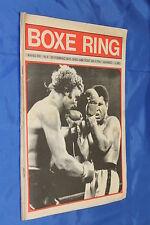 rivista pugilato Boxe - BOXE RING - Anno 1973 Numero 1
