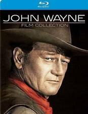John Wayne Film Collection (Blu-ray Disc, 2014, 7-Disc Set)