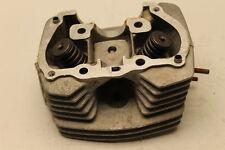 Honda XL 125 XL125 #4156 Cylinder Head Assembly