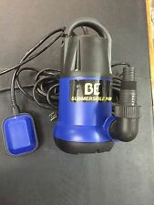 """BE SP-550SD 1.5"""" Side Discharge Submersible Pump"""