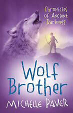 Wolf Brother: Chronicles of Ancient Darkness Book 1,GOOD Book