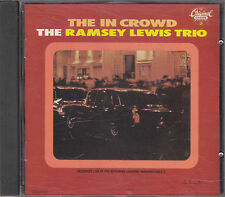 THE RAMSEY LEWIS TRIO - the in crowd CD