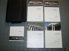 2008 Lexus ES350 ES 350 Owners Manual - SET
