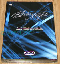 CNLBUE 2012 CNBLUE Concert LIVE IN SEOUL BLUE NIGHT DVD + PHOTOBOOK SEALED
