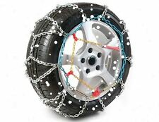 "16mm Heavy Duty Snow Chain  16"" Wheels 4x4 Van Car Motorhome 265/70 R16 TXRPRO"