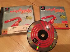 Wipeout 2097 - Sony Playstation 1 Game - PS1 PS2 PS3 Black Label