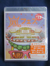 Arashi Arafes 2013 Kokuritsu National Stadium Japan Blu-ray Regular Edition