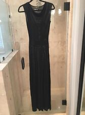FENDI Sheer MAXI DRESS Gown 42/ US 6, NEW, $2400 Bathing Suit Cover