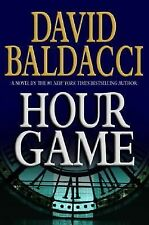 Sean King and Michelle Maxwell Hour Game No. 2 by David Baldacci 2004 Hardcover