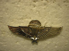 FOREIGN BADGES -  REPUBLIC OF VIETNAM MASTER JUMP WINGS