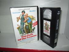 VHS - Zwei Fische auf dem trockenen - Michel Blanc - VPS