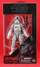 """AT-AT Driver Star Wars the Black Series 6"""" Action Figure Wave 9 Hasbro Toy New"""