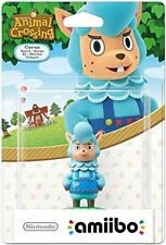 Ciro Amiibo-Animal Crossing Collection (Nintendo Wii U/3DS) totalmente Nuevo