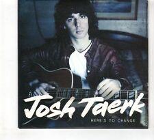 (HE912) Josh Taerk, Here's To Change - 2015 DJ CD